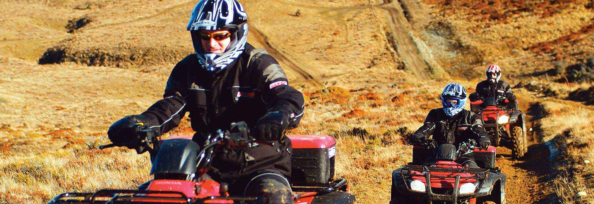 Quad Safari Nomad Queenstown (Max 6 per vehicle)