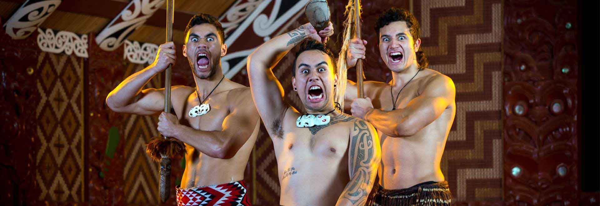 Te Puia (60mins with Cultural Performance)