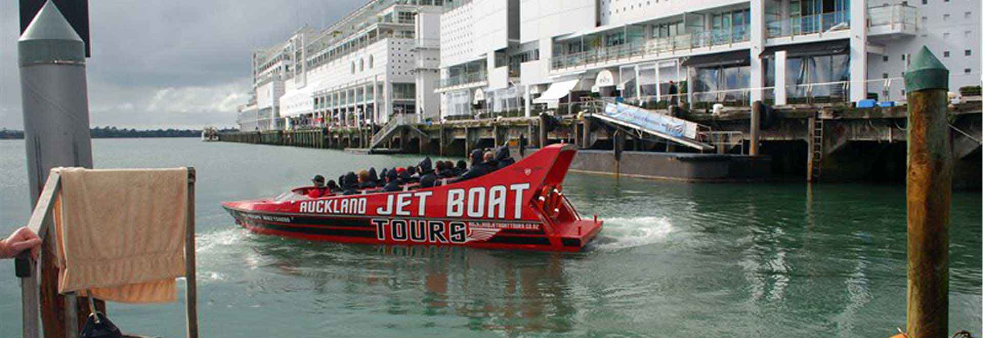 Jet Boat Auckland