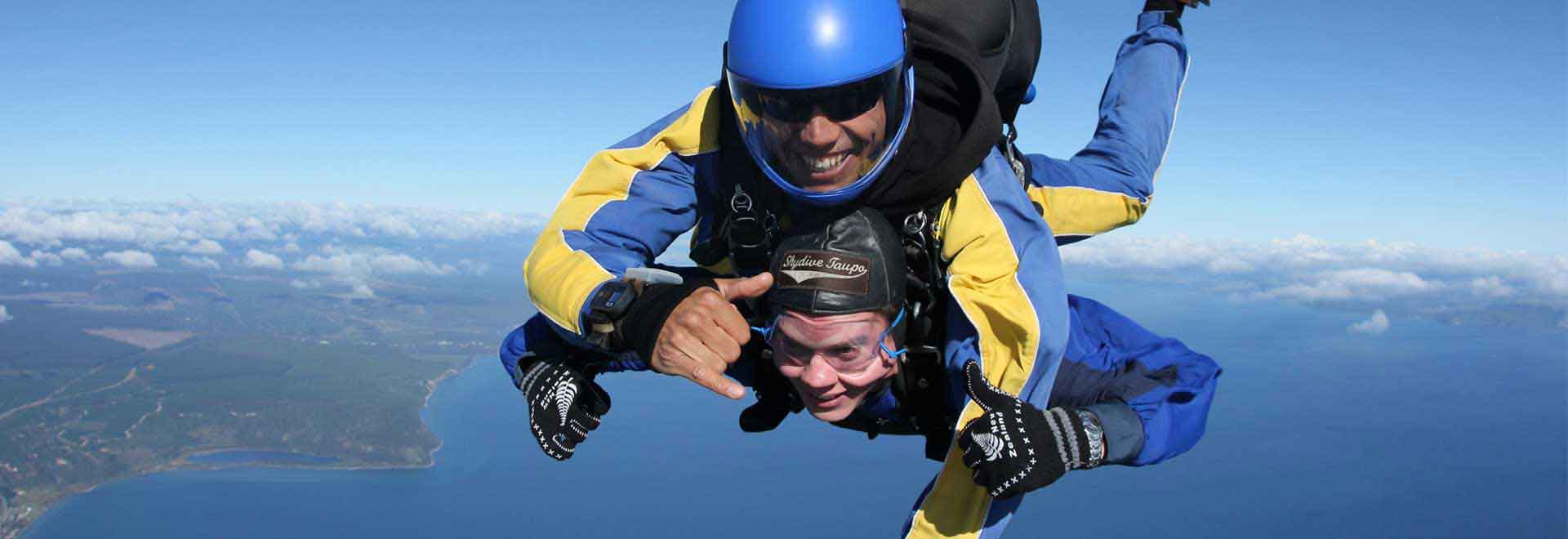 Skydive Taupo 12000ft