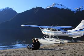 SCENIC SEAPLANE FLIGHTS
