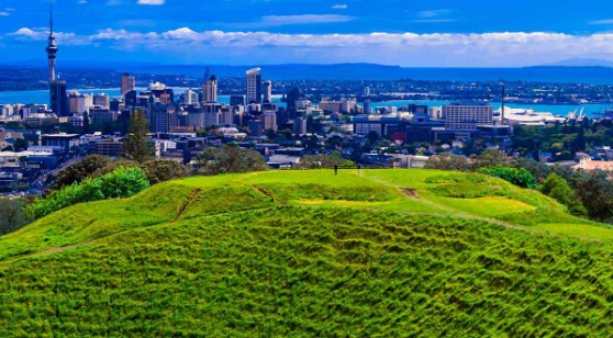 Mt Eden Hill