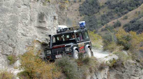 Skippers Canyon 4WD Adventure Nomad (Max 6 per vehicle)