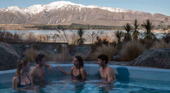 Tekapo Springs Hot Pools Lake Tekapo
