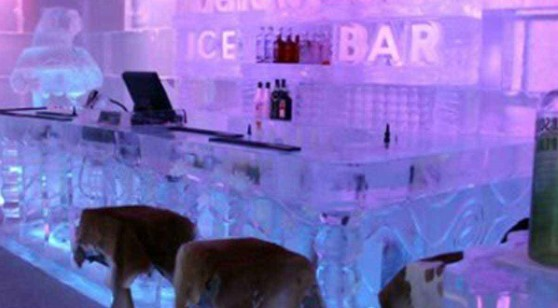 Below Zero Ice Bar Entry Only