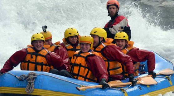 White Water Rafting Shotover River Challenge Rafting