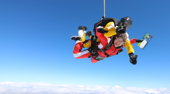 Skydive Taupo 9000ft