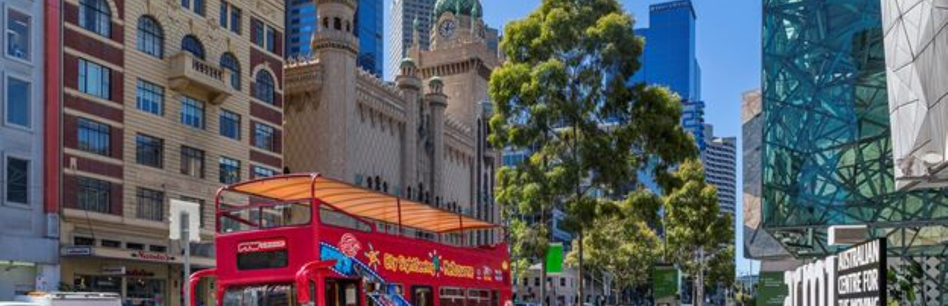 Hop on Hop off Bus Day Pass Melbourne