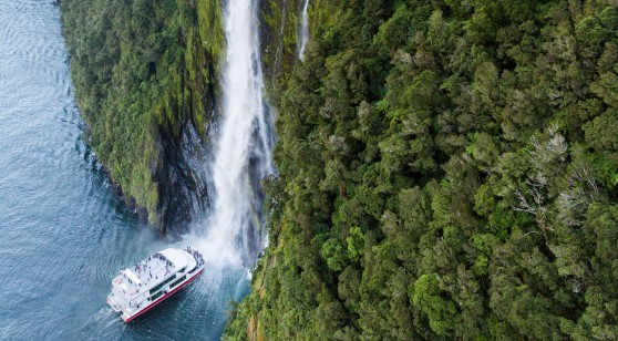 SIC Milford Sound Coach & Scenic Cruise with Lunch Ex Queenstown 7:15 am - Southern Discoveries