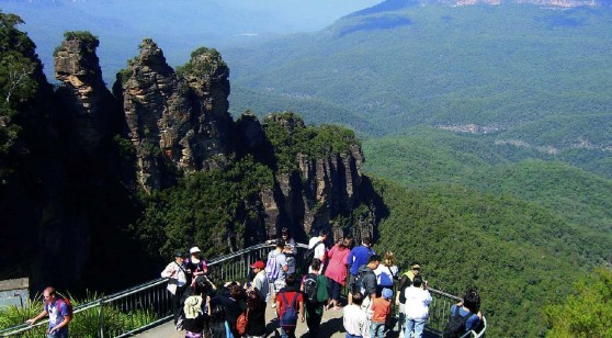 Blue Mountains Tour, Australian Wildlife & River Cruise