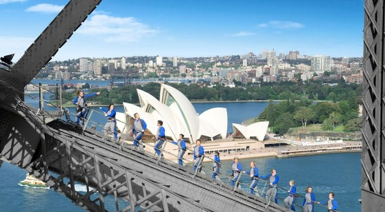 Sydney Harbour Bridge Climb Sampler Package