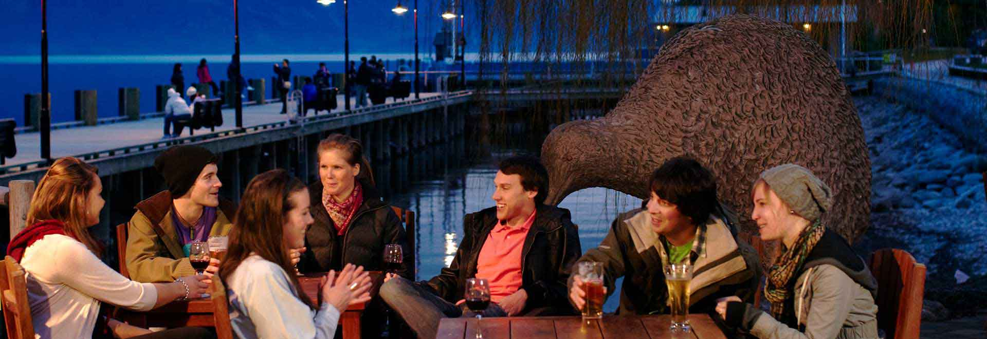 Group Tours to New Zealand