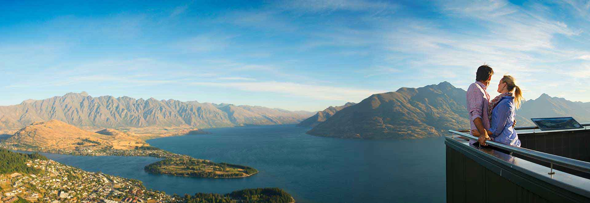 Celebrate your first romantic holiday in New Zealand