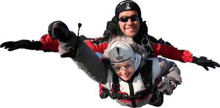 Sky Diving New Zealand tour activity